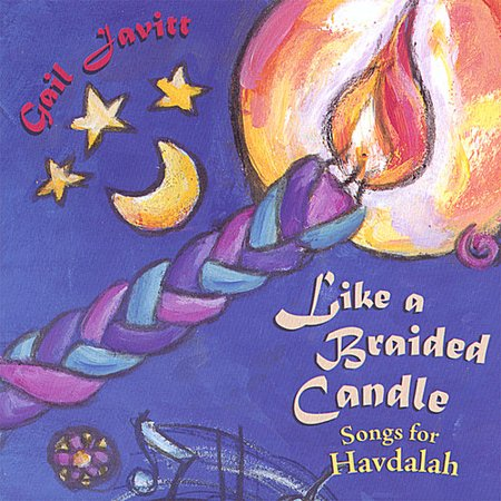 Like a Braided Candle: Songs for Havdalah](Halloween Baby Songs)