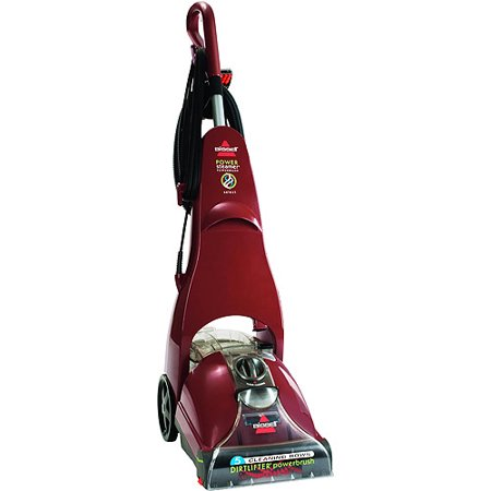 Bissell Powersteamer Powerbrush Full Size Carpet Cleaner