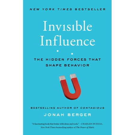 Invisible Influence : The Hidden Forces that Shape (Invisible Forces)