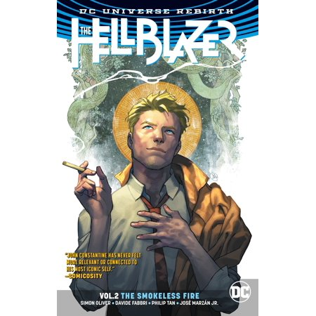 The Hellblazer Vol. 2: The Smokeless Fire