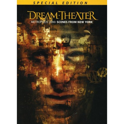 DREAM THEATER - METROPOLIS 2000: SCENES FROM NEW YORK