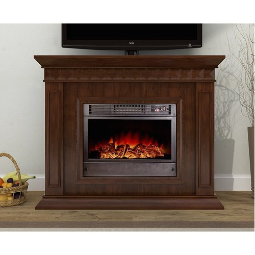 A&J Homes Studio Ares Electric Fireplace