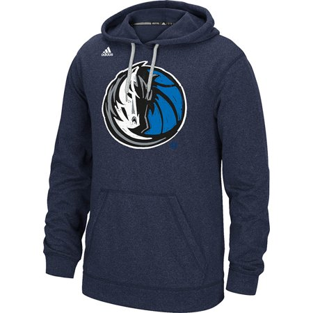 Adidas Dallas Mavericks Quick Draw Climawarm Hoodie (Navy) by