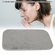 YLSHRF Face Cleaning Towel,2 Colors Face Cleaning Towel Makeup Remover Cloth Skin Care Wipes Towel , Facial Towel