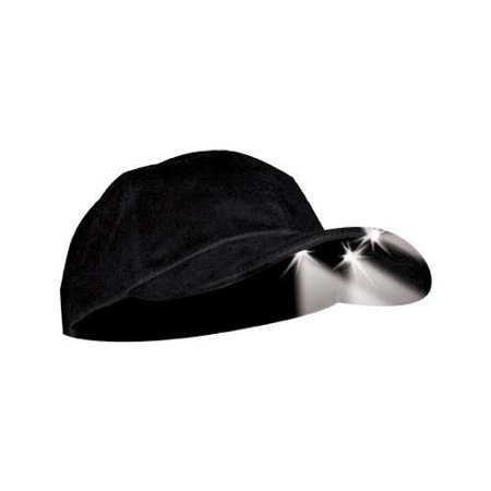 Panther Vision CUB4-280612 Lighted Hat, LED, Black - Quantity - Painter Hats