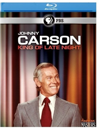 Johnny Carson: King of Late Night (American Masters) (Blu-ray) by