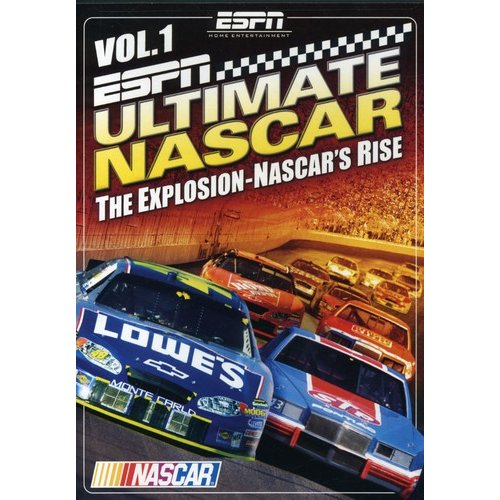 Espn Ultimate Nascar-v01-explosion [dvd ff] (genius Products Inc) by GENIUS PRODUCTS INC