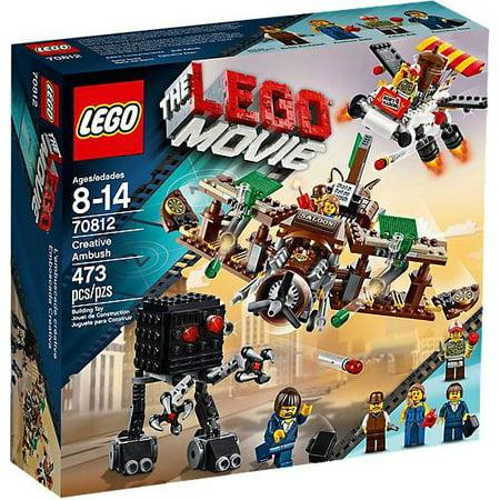 - The LEGO Movie Creative Ambush Set #70812