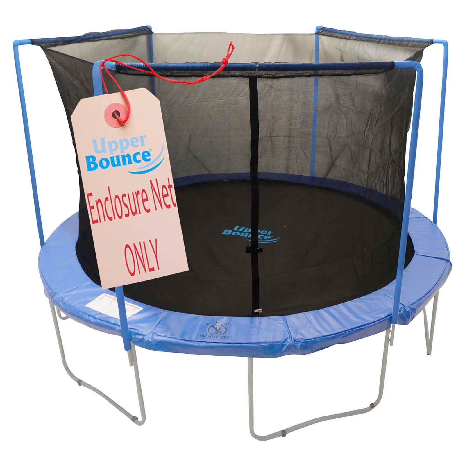 Upper Bounce 7 ft. Trampoline Enclosure Safety Net