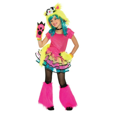 Girls Party Cat Costume for $<!---->