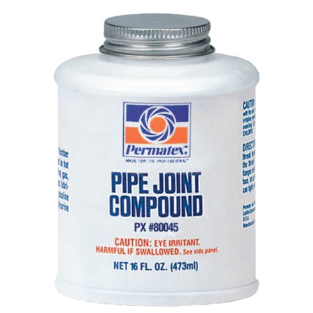 Permatex Pipe Joint Compounds, 16 oz Bottle,