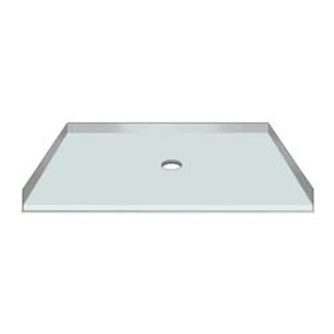 American Bath S60341TP-C 60 x 34 in. Single Ready To Tile...