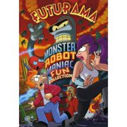 Futurama: Monster Robot Maniac Fun Collection (Full Frame) by NEWS CORPORATION