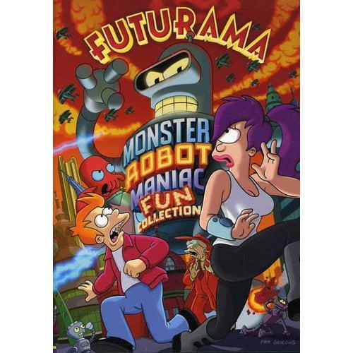 Futurama: Monster Robot Maniac Fun Collection (Full Frame)