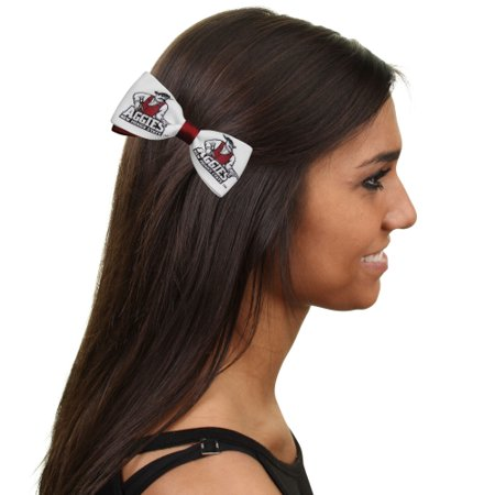 New Mexico Clip (New Mexico State Aggies Bow Pair Clips - No Size)