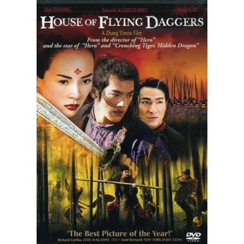 House Of Flying Daggers (Mandarin) (Widescreen)