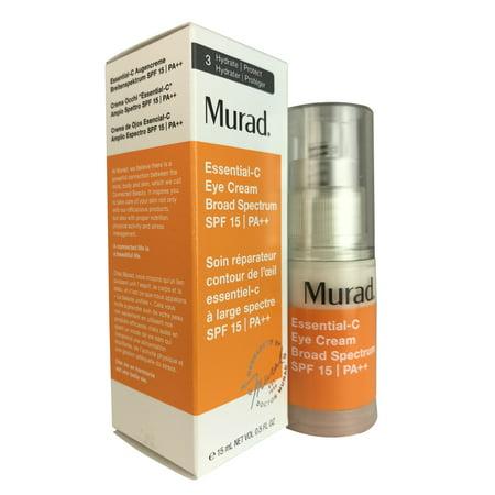 Murad Env. Shield Essen-C Eye Cr.SPF 15 0.5 oz