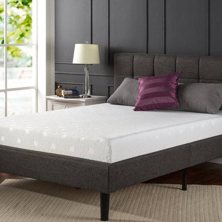spa sensations 8 memory foam comfort twin mattress. Black Bedroom Furniture Sets. Home Design Ideas