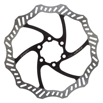 TRP Brake Part Disc Rotor 160Mm 6B Black W/Bolts