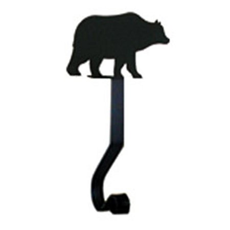 Village Wrought Iron MH-A-14 Bear Mantel Hook - image 1 of 1