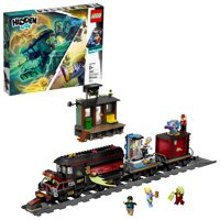 LEGO Hidden Side Augmented Reality (AR) Ghost Train Express 70424 (697 Pieces)