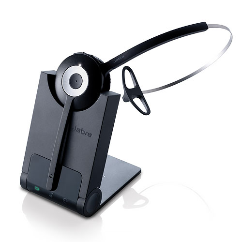 Jabra PRO 920 Mono Wireless Headset DECT 6.0 Tech w/ Noise-Canceling Microphone