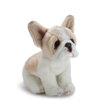 French Bulldog Small 9.5 inch - Stuffed Animal by Nat and Jules (5004730265) ()