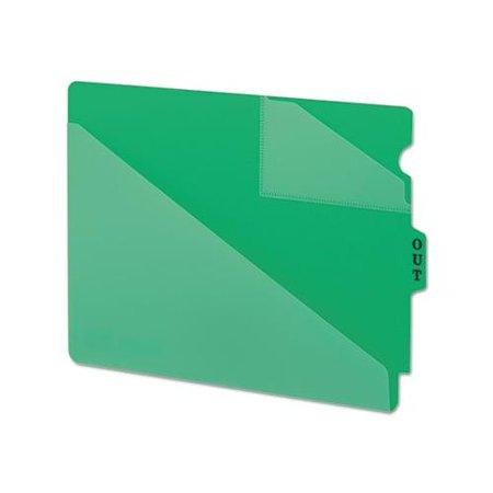 Out Guides w/Diagonal-Cut Pockets - Diagonal Cut Pockets