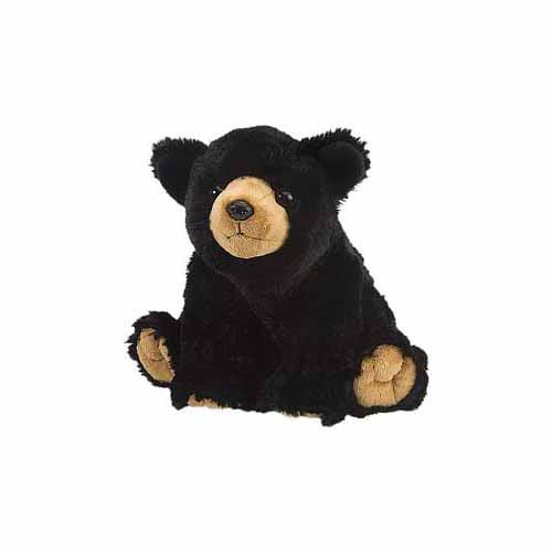 Cuddlekins Black Bear by Wild Republic - 10901