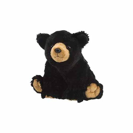 Cuddlekins Black Bear By Wild Republic   10901