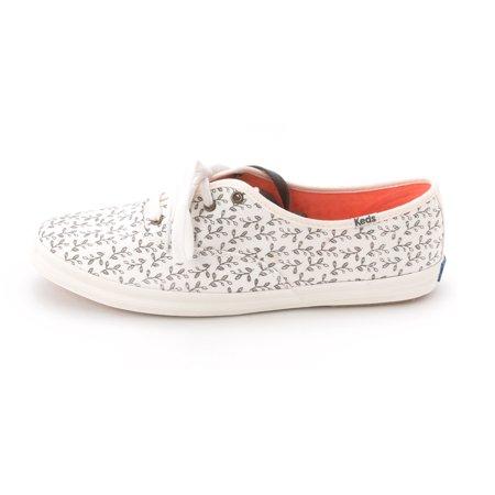 4d0e69d4039f2 Keds - Keds Champion Botanical Women US 9.5 White Sneakers - Walmart.com