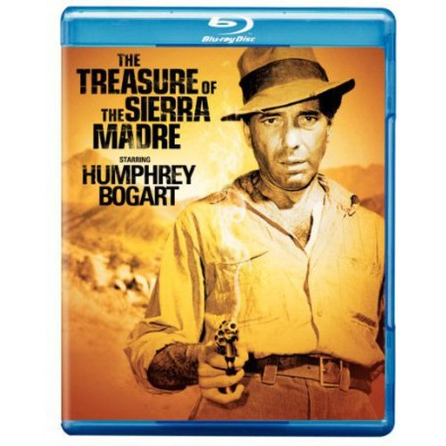 The Treasure Of The Sierra Madre (Blu-ray) (Full Frame)
