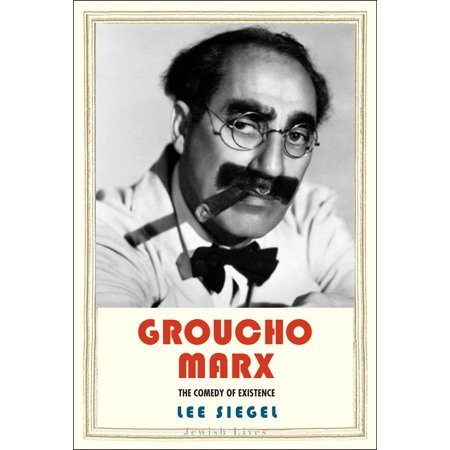 Groucho Marx : The Comedy of Existence - Groucho Marx Glasses