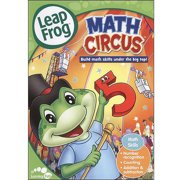 Leapfrog: Math Circus (Full Frame) by Trimark Home Video