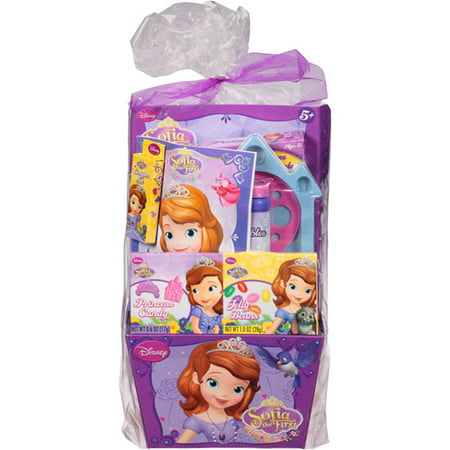 Disney sophia the first easter basket with toys candy walmart disney sophia the first easter basket with toys candy negle Images