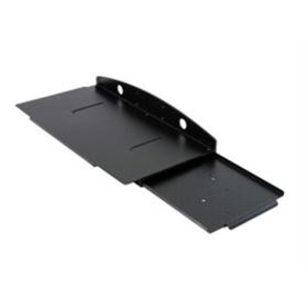 Ergotron Keyboard Wrist Rest Assembly - Drawer With Mouse Tray - Black