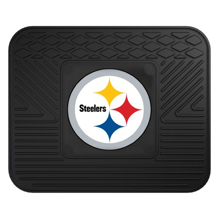 "Pittsburgh Steelers Utility Mat 14""x17"""