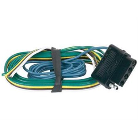 HUSKY TOWING 30427 Connector 5WAY Flat 48IN (Huskies Led)