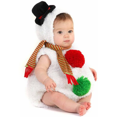 baby snowman girls toddler halloween costume - Walmart Halloween Costumes For Baby