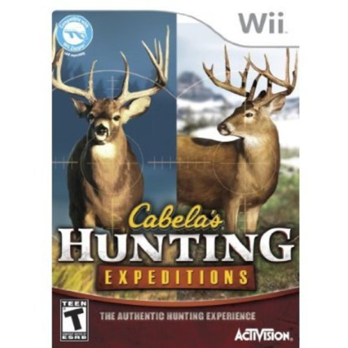 Cabela's Hunting Expeditions - Nintendo Wii