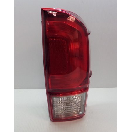 Go-Parts » 2016 Toyota Tacoma Tail Light Lamp Assembly (CAPA Certified) - Right (Passenger) Side - (TRD Off-Road + TRD Sport) TO2801198C TO2801198C Replacement For Toyota
