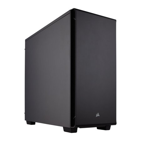 Lifetime Pc Case - Corsair Carbide Series 270R - Mid-Tower ATX Case, Solid Side Panel Cases CC-9011106-WW - CC-9011106-WW