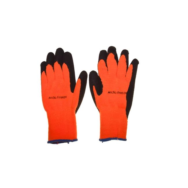 Seattle Glove ARCTIC-OR-L 10 Gauge High Visibility Knitte...