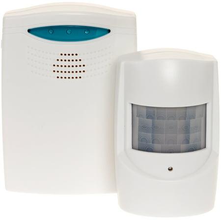 Reusable Revolution Wireless Home Security System Driveway Alarm   Sensor Set