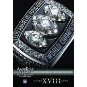 Nfl America's Game: 1983 Raiders (Super Bowl XVIII) ( (DVD)) by