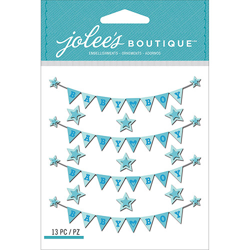 JOLEE/'S BOUTIQUE STICKERS MUSIC NOTES REPEATS NEW 16 PCS