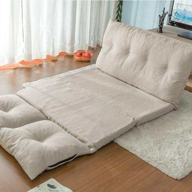 Folding Futon Chaise Lounge Sofa