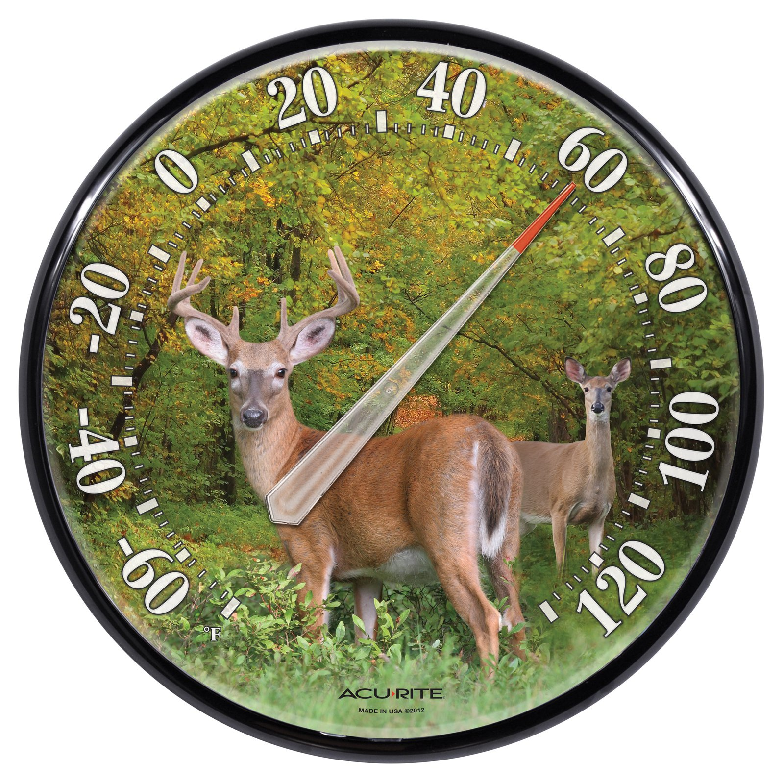 Graceful Deer Thermometer