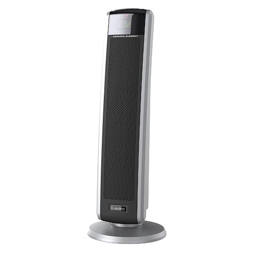 Lasko Products 5586 Digital Ceramic Tower Heater with Remote