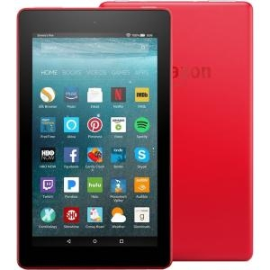 """Amazon Fire 7 Tablet - 7"""" - 1 GB Quad-core (4 Core) 1.30 GHz - 16 GB"""